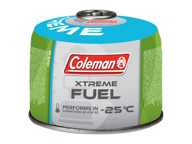 Coleman Xtreme - Pastillas de combustible - C300 240g verde/Turquesa